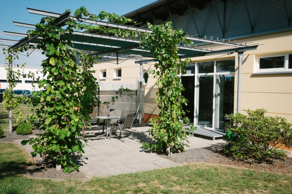 Außenbereich - Gesundheits-Center Schwartz Blieskastel, Bliesgau, Webenheim, Gersheim, Mandelbachtal