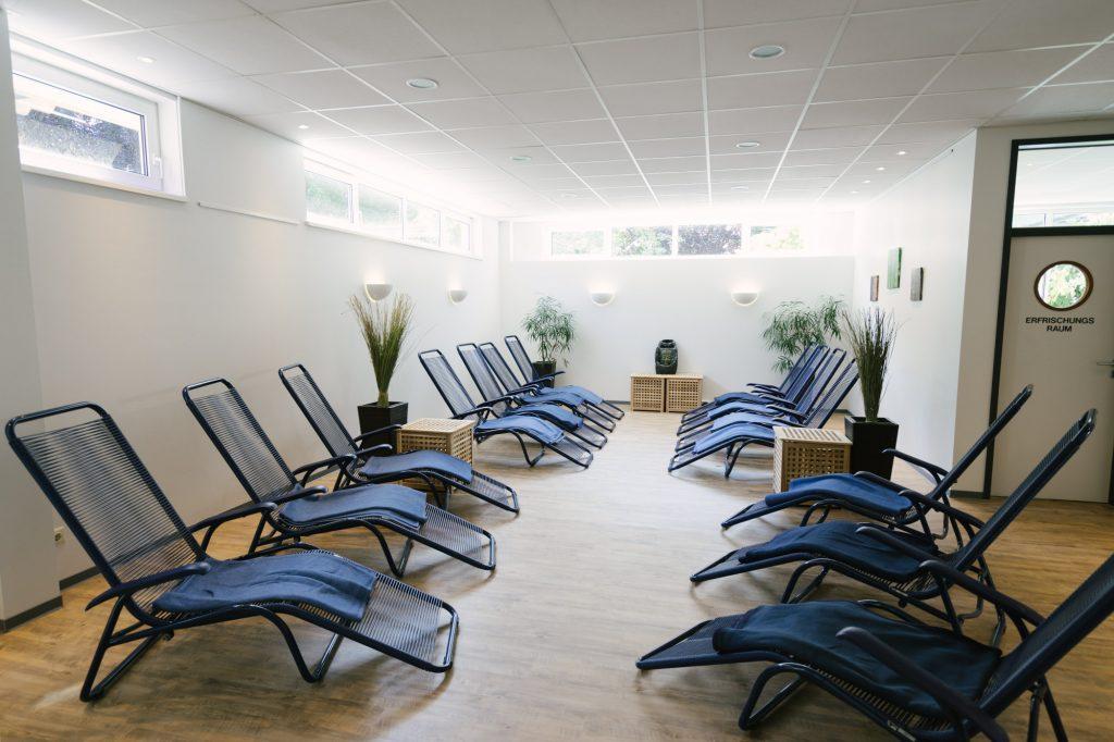 Ruhebereich Sauna - Gesundheits-Center Schwartz Blieskastel, Bliesgau, Webenheim, Gersheim, Mandelbachtal