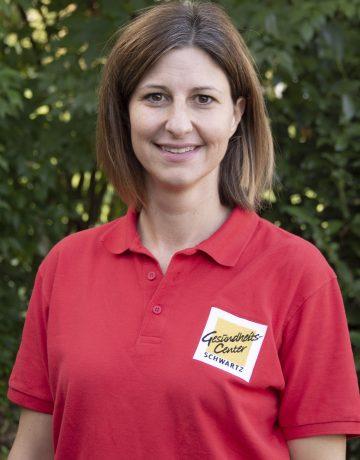 Christine Nehlig - Physiotherapeutin - GC Schwartz Blieskastel - Saarland - Bliesgau - Fitness - Fitnessstudio - Sauna - Phsyiotherapie