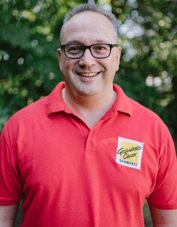 Hans-Jürgen Bucher - Leiter Therapie - GC Schwartz Blieskastel - Saarland - Bliesgau - Fitness - Sauna - Phsyiotherapie