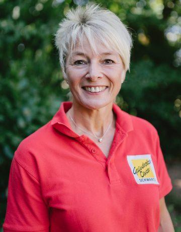 Heike Bauer - Rezeption - GC Schwartz Blieskastel - Saarland - Bliesgau - Fitness - Sauna - Phsyiotherapie